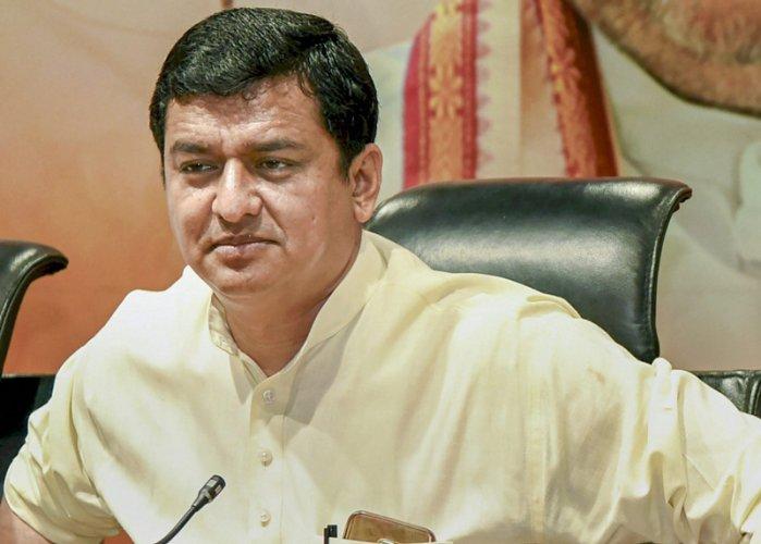Rajya Sabha MP Anil Baluni
