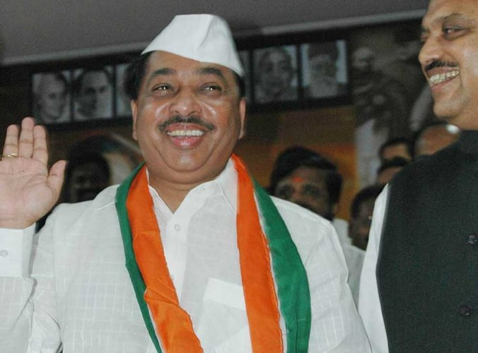 As of now, the 66-year-old Rane, considered an able administrator, is a Rajya Sabha MP from the BJP quota— and recently BJP president Amit Shah had included him in the party's manifesto committee. (DH File Photo)