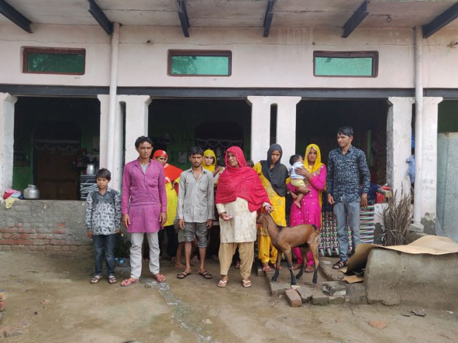 Pehlu Khan's family (File Photo)