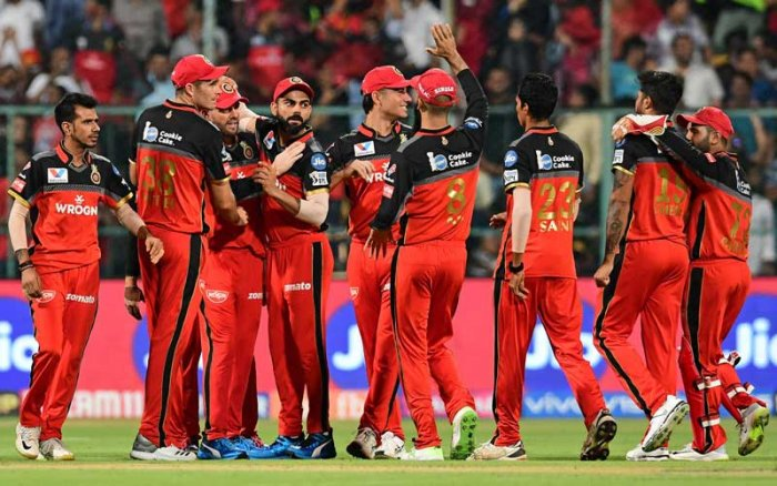 RCB have won four of their last five matches and Sundar attributed it to a shift in approach. (DH Photo)