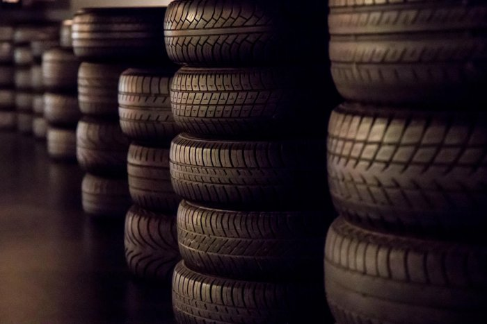 As per international standards, silicone is mixed with rubber and nitrogen is filled in tyres to reduce the chances of a tyre bursting due to excessive heat.
