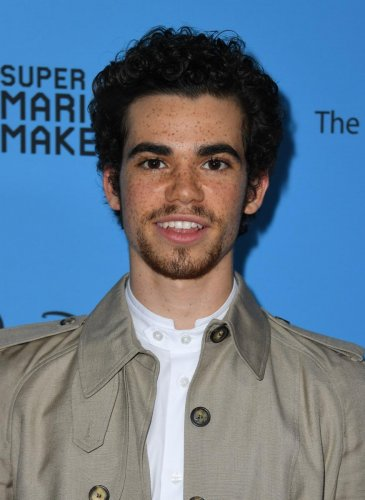 Actor Cameron Boyce, best known for his performance in the Disney Channel's television shows and series, has died at age 20. (AFP File Photo)