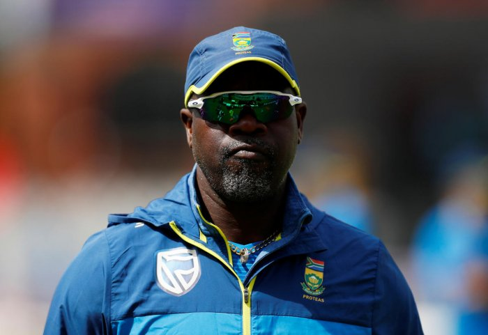 South Africa coach Ottis Gibson is in no mood to call it quits despite the team's dismal World Cup campaign. (Reuters Photo)