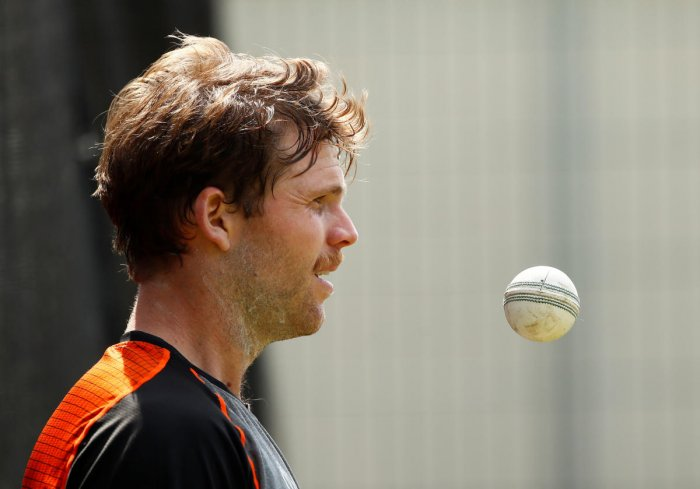 The 28-year-old Ferguson has taken 17 wickets to sit joint-third in the list of bowlers with most wickets in the tournament. (Reuters Photo)