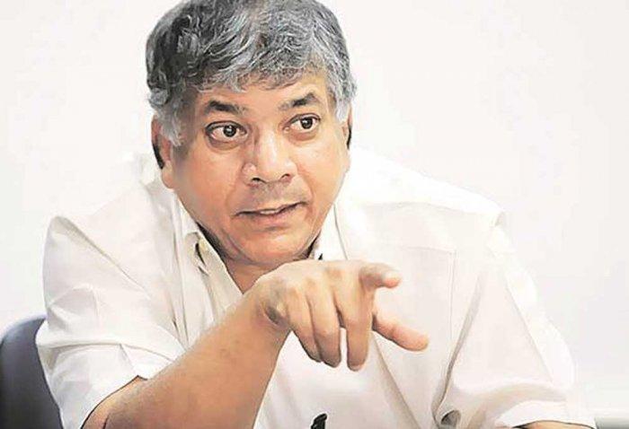 Vanchit Bahujan Aghadi (VBA) founder Prakash Ambedkar.