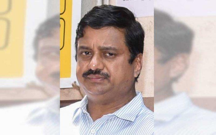 B M Vijayashankar