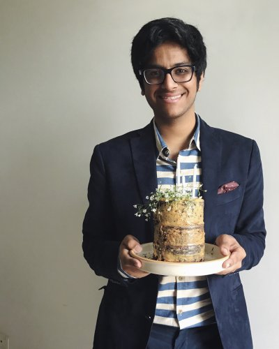 Shivesh Bhatia says baking needs patience.