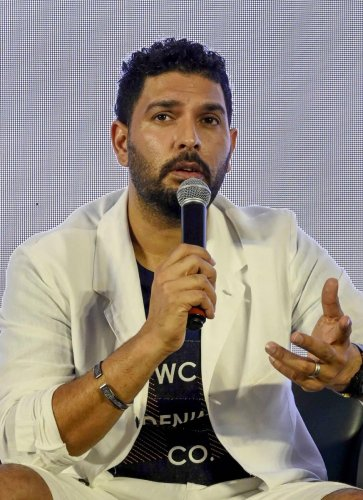 He played a pivotal role in India's two World Cup triumphs but Yuvraj Singh rued that he could never settle with any particular team in the Indian Premier League despite being among the most sought after for the better part of his career. PTI file photo