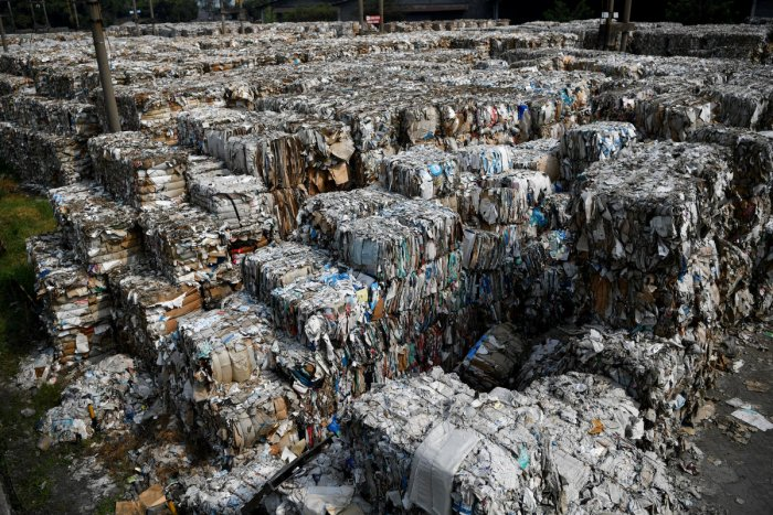 Indonesia said on Tuesday it would send more than 210 tonnes of garbage back to Australia, as Southeast Asian nations push back against serving as dumping grounds for foreign trash. (Reuters File Photo)