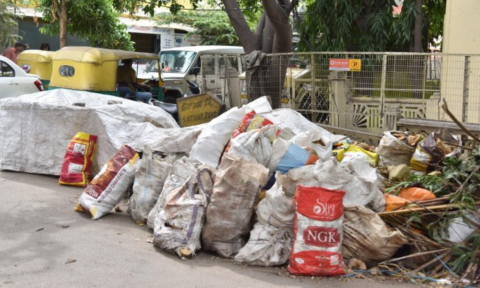 Disposing of nearly 4,500 tonnes of solid waste produced in the city is a serious issue for the BBMP