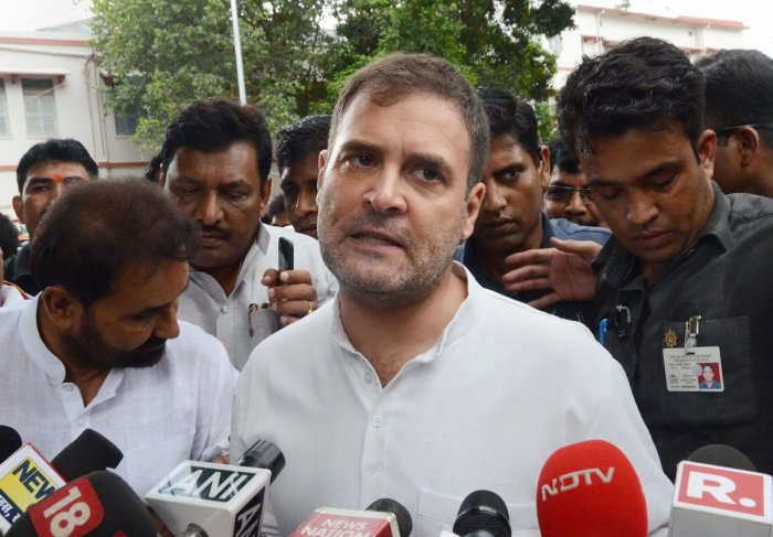 The view that a young leader should succeed Rahul Gandhi as Congress president is fast gaining traction with the party's youth cadre batting for a Gen Next chief over the old guard. (PTI Photo)