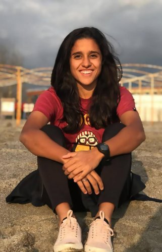Dalima Chhiber started her journey in sports when she was barely 14.