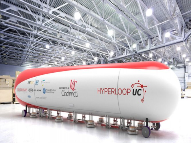 Auto experts say hyperloop can be a game-changer for India, where sustainable transport can play a role in reducing pollution and health complications. (File Photo. For representation purpose)