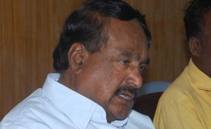 JD(S) MLA from Kolar Srinivas Gowda. DH file photo