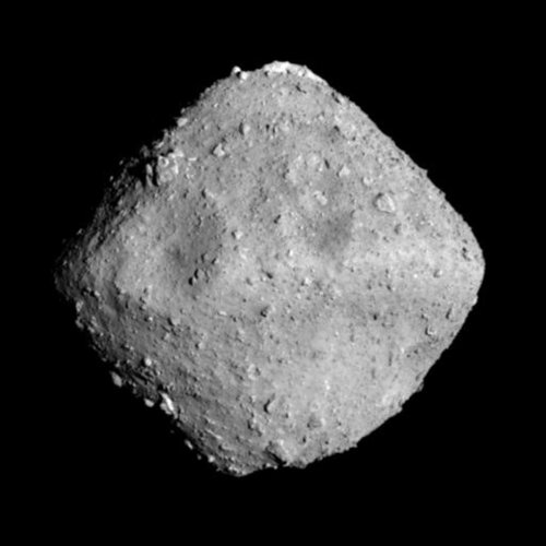 The probe is expected to touch down Thursday on the Ryugu asteroid, some 300 million kilometres (185 million miles) from Earth. (AFP File Photo)