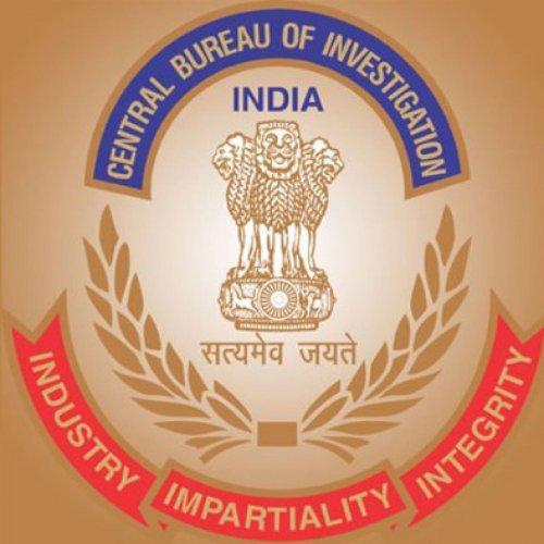 Logo of CBI (DH Photo)