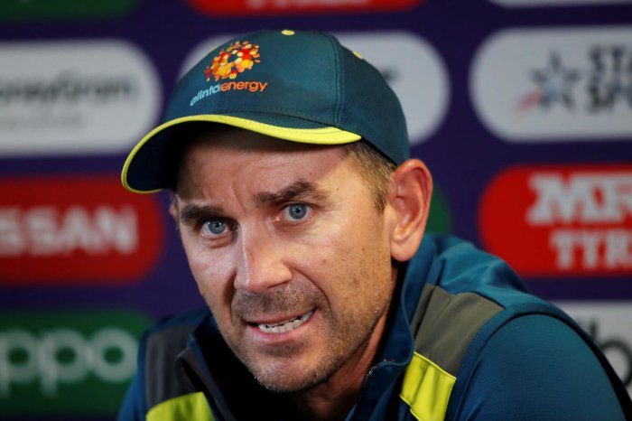 Langer confirmed that all-rounder Marcus Stoinis had passed a fitness test and was ready for Edgbaston while refusing to guarantee the mercurial Glenn Maxwell a place in the team. (Reuters File Photo)
