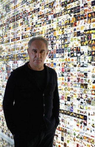 Ferran Adrià began his career in the food industry in 1980.