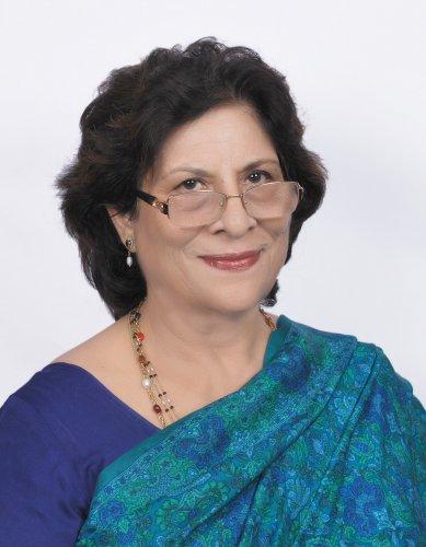 Veena S Rao