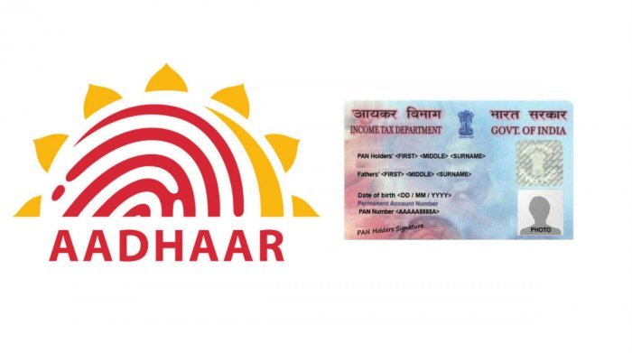 Image result for Pan Aadhar Card linking