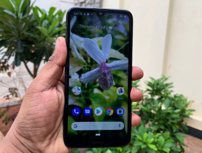 Nokia 2 2 review: Reliable budget Android One phone | Deccan