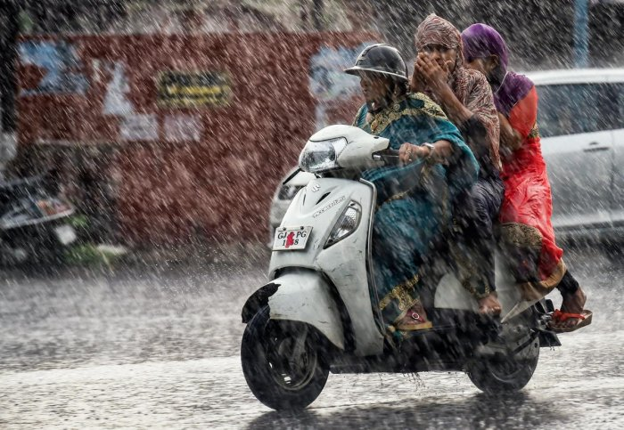 India received 28% more rainfall than the 50-year average in the week to July 10, data from the IMD showed, after getting poor rainfall for five straight weeks. PTI file photo