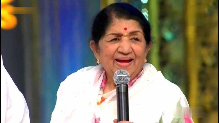 Lata Mangeshkar (File photo)