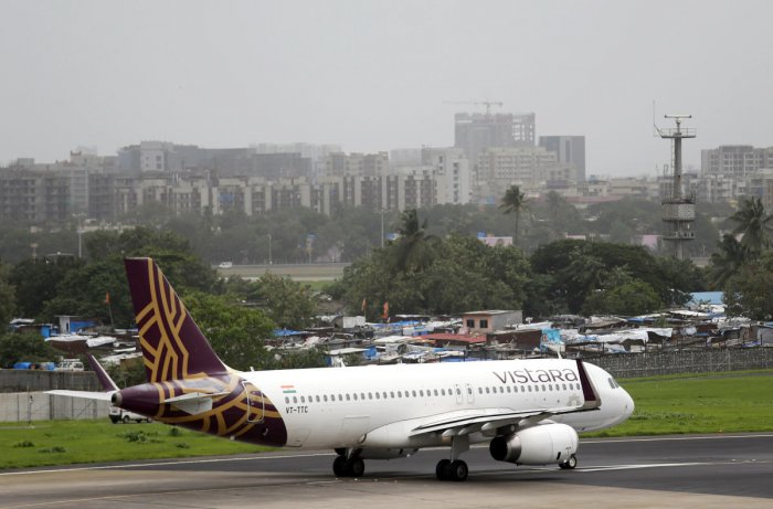 Vistara will operate two daily flights to Singapore, one each from New Delhi and Mumbai, starting August 6 and August 7 respectively, the airline said in a release. (Reuters File Photo)