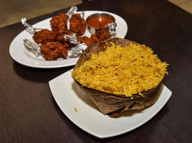 In the first phase, the plan is to sell biriyani combo online, priced at Rs 127. (Image for representation)