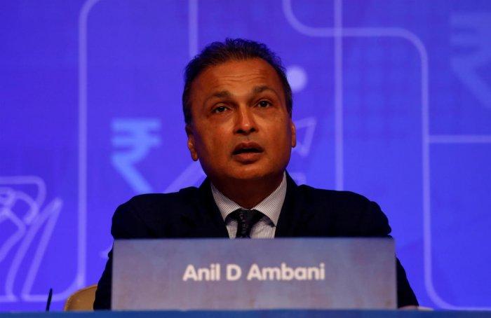 Anil Ambani (Reuters File Photo)