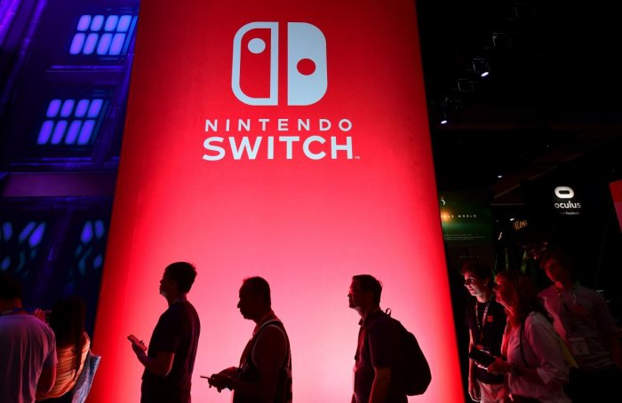 Switch Lite, which will sell for $199.99, will be a strictly handheld device that can't be used with television sets. (AFP File Photo)