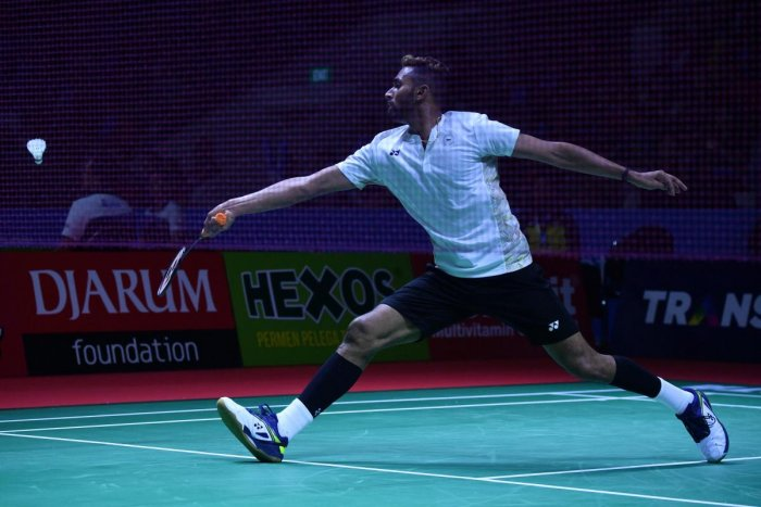 H S Prannoy and Sourabh Verma registered hard-fought wins over their respective rivals to set up an all-Indian clash against each other in the men's singles quarterfinals. (AFP File Photo)