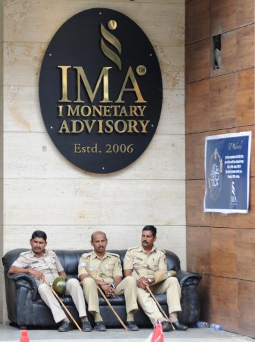 The report by then CID Inspector General of Police Hemanth Nimbalkar did not find any shortcomings in the manner in which IMA was operating and noted that no investor had come forward to file a complaint against IMA, according to documents available with