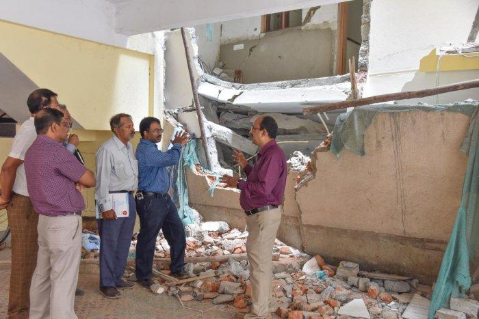Engineers blame procedural failures | Deccan Herald