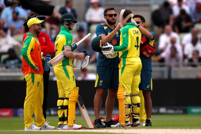 ICC Cricket World Cup Semi Final - Australia v England (Reuters File Photo)