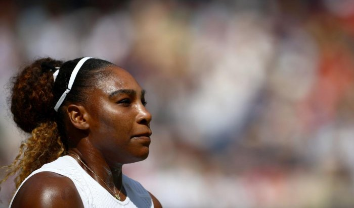 Williams will become the oldest woman in the professional era to contest a Grand Slam final on Saturday. (AFP Photo)