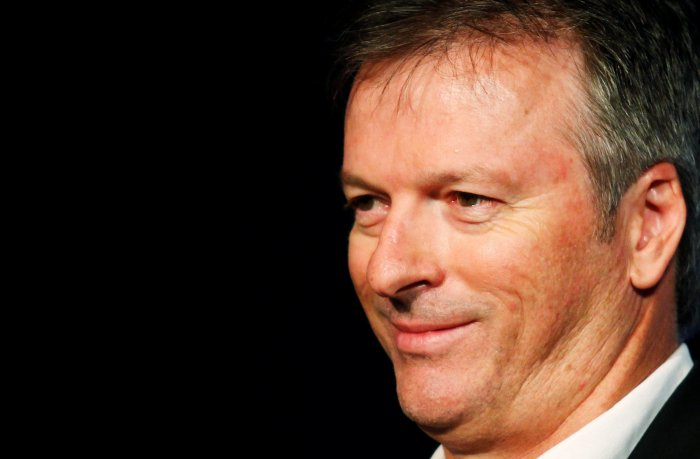 """Former Australia captain Steve Waugh feels that David Warner has been playing in """"second gear"""". (Reuters File Photo)"""