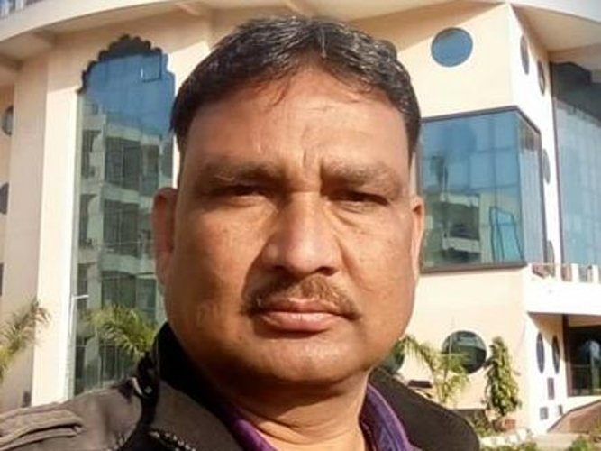 Abdul Gani, who was posted at the Bhim Police Station, had gone to Hamela ki Ber village while investigating a case. (ANI photo)