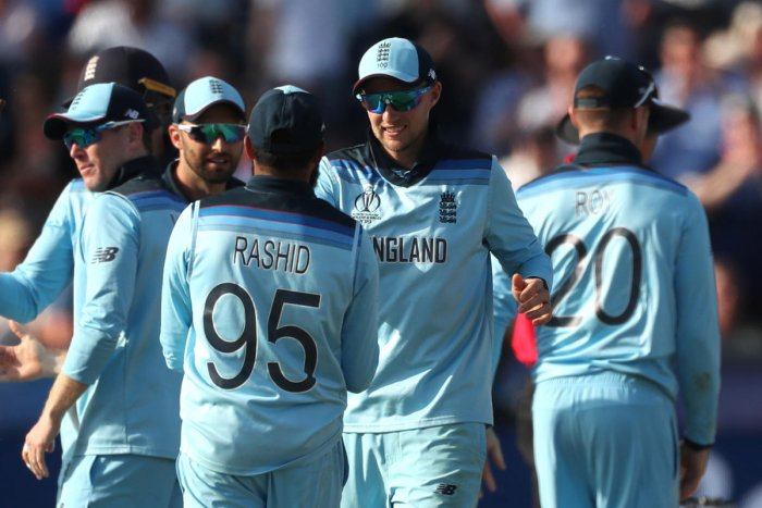 England will look to lift the World Cup for the first time in their cricketing history. Photo credit: Reuters