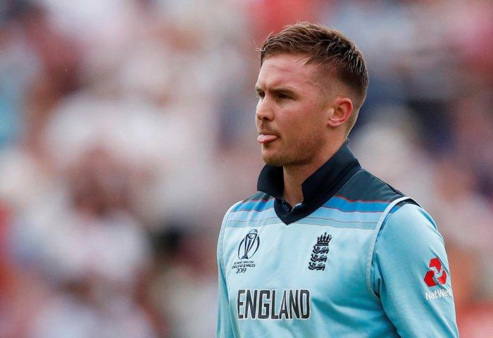 England star Jason Roy (REUTERS File Photo)