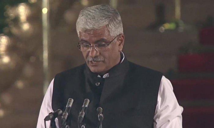 Jal Shakti Minister Gajendra Singh Shekhawat (File Photo)