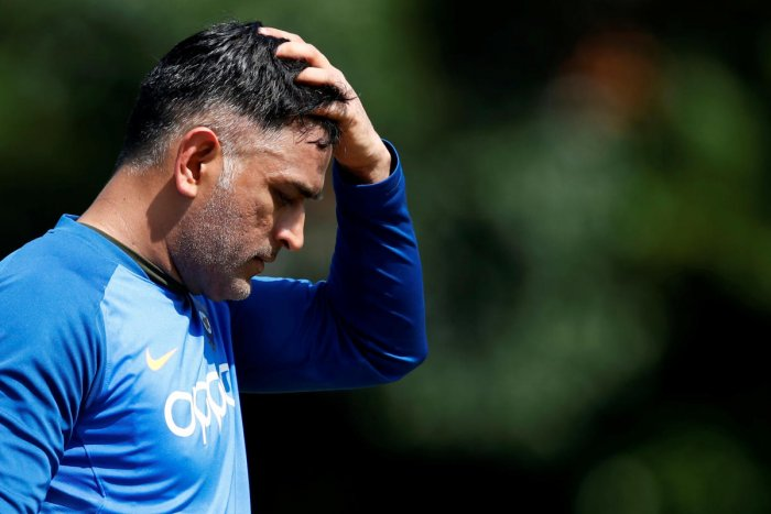 TIME UP?: A master of chases in his pomp, Mahendra Singh Dhoni has considerably struggled to dictate the course of play in the recent years. Reuters