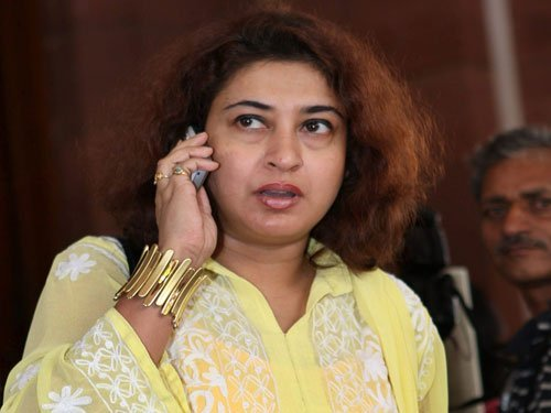 TMC MP Satabdi Roy (File Photo)