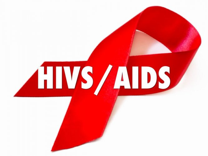 An estimated 37.9 million people now live with HIV -- a record 23.3 million of those have access to some antiretroviral therapy (ART), UNAIDS said in its annual report. (File Photo)