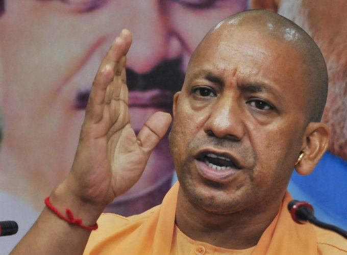 About 50 students were injured Monday when a high-tension wire fell into a primary school in Naya Nagar Vishnupur area here, prompting Uttar Pradesh Chief Minister Yogi Adityanath to order a probe into the incident. (PTI File Photo)