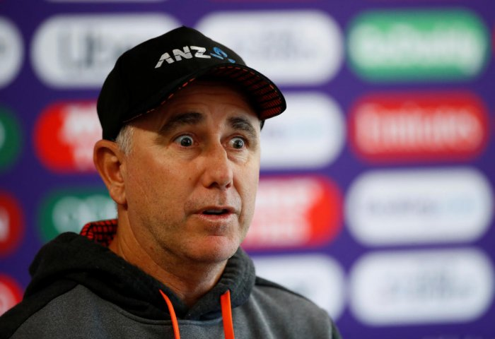 New Zealand coach Gary Stead has shrugged off the debate as to whether an umpiring error cost the Black Caps dearly in the World Cup final against England. (Reuters File Photo)
