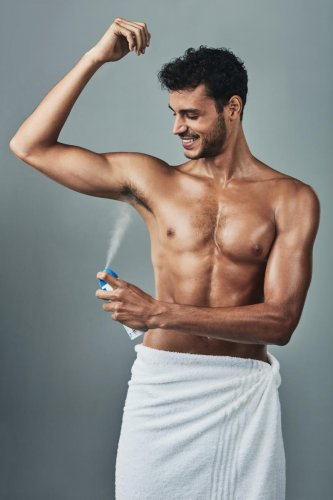 Antiperspirants are best used as a temporary solution because blocking perspiration regularly isn't the right thing to do.