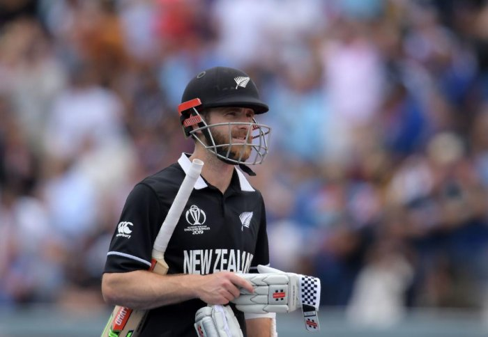 """No one lost the final,"" New Zealand skipper Kane Williamson said. (AFP Photo)"
