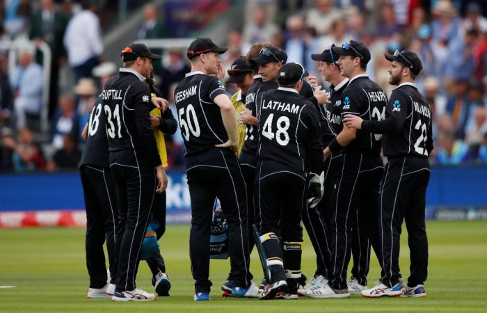 New Zealand Cricket said an immediate homecoming ceremony for the national team has been put on hold due to players arriving in batches at different times. (Reuters File Photo)