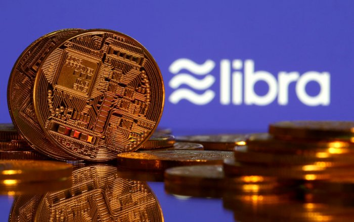 """Trump tweeted last week that the new currency, Libra, """"will have little standing or dependability."""" (Reuters File Photo)"""
